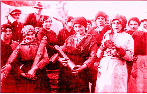 look-donne-prima-guerra-mondiale