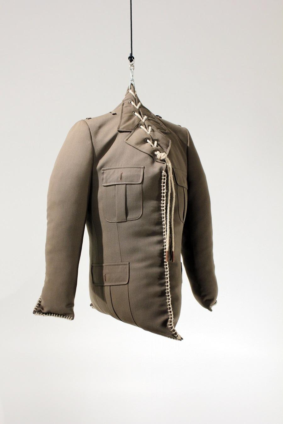Sotto Ufficiale  - serie Crisalide Consapevole Esercito Italiano (giacca di Ignoto) Paolo Roberto D'Alia
