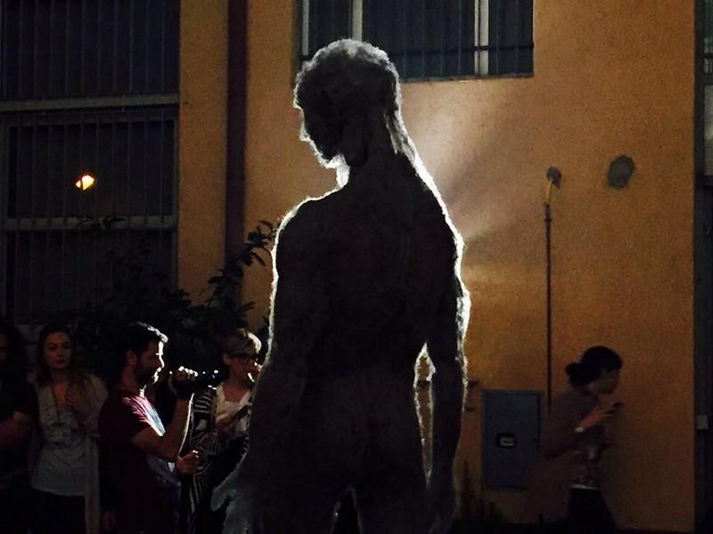 Post fata resurgo - performance - studio Francesco Diluca_v