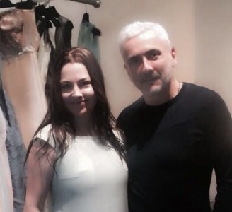 Antonio Grimaldi ed Amy Lee in Atelier