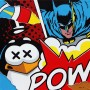 PAO batman vs penguin