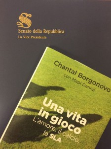 Una vita in gioco di Borgonovo Chantal