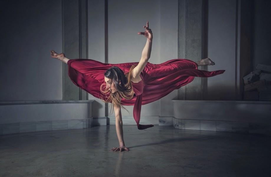 Stefano Bini, Valeria Bonalume, pole dance, lap dance