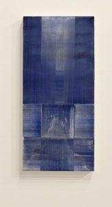 Negli infiniti blu di Armando Fettolini
