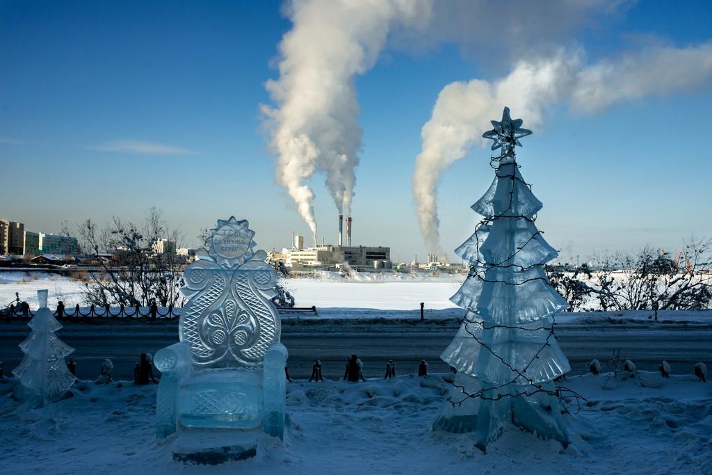 Quei lottatori sottozero della Yakutia nel reportage di Andrea Chiarucci