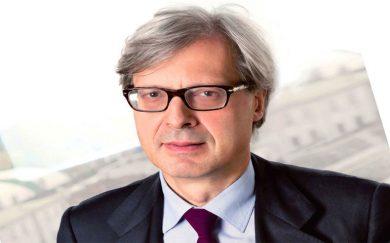 al via il Mondadori OFF i faccia a faccia di Sylos Labiniv