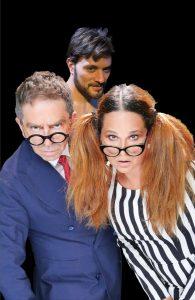 """All'OFF OFF Theatre di Roma emozioni e risate da """"Carta Straccia"""""""