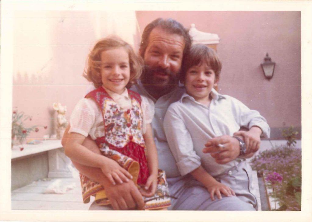 """Giuseppe Pedersoli: """"Ecco il film su mio papà Bud Spencer"""""""