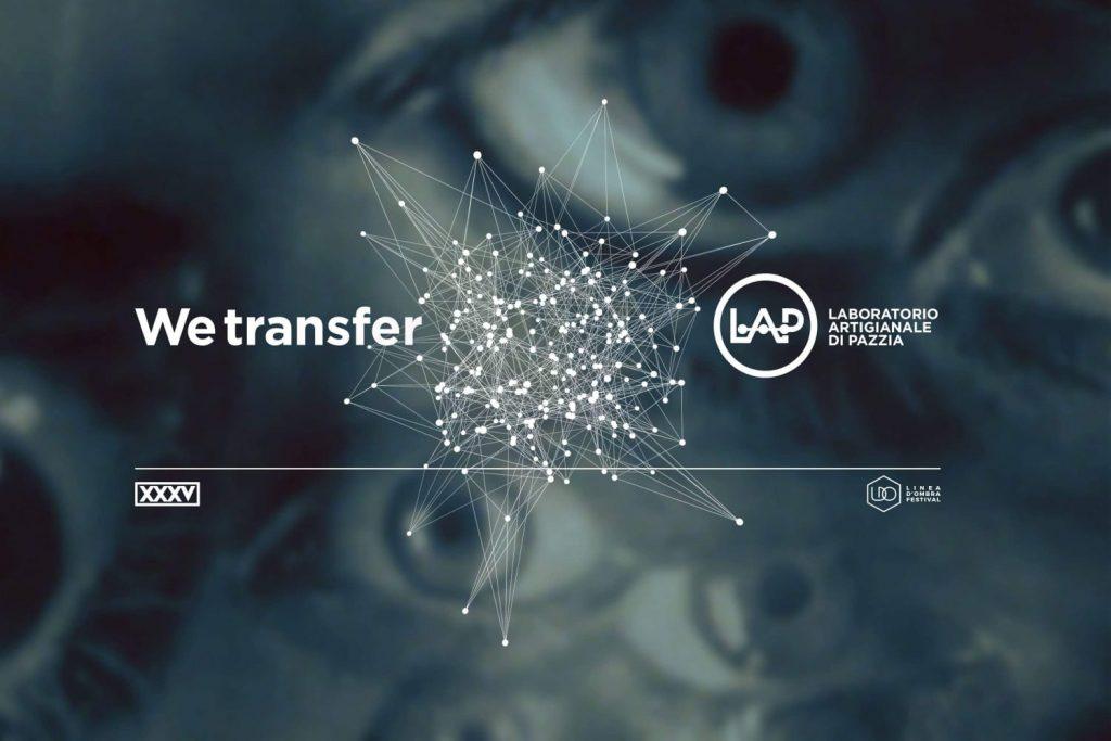 """""""We Transfer"""", l'opera sonora di 100 artisti che è anche nostra"""