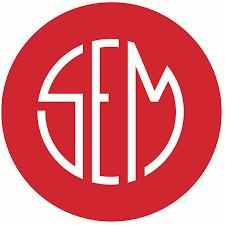 Negli ambienti liberty della sede milanese Riccardo Cavallero e Mauro Rossetti hanno creato SEM-Società Editrice Milanese