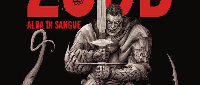 Zodd. Alba di Sangue di Gabriele Campagnano ha come fonti di ispirazione Devilman di Gō Nagai, le opere di Edward Lee e le incisioni di Gustav Dorè e nel web si è scatenato molto clamore.