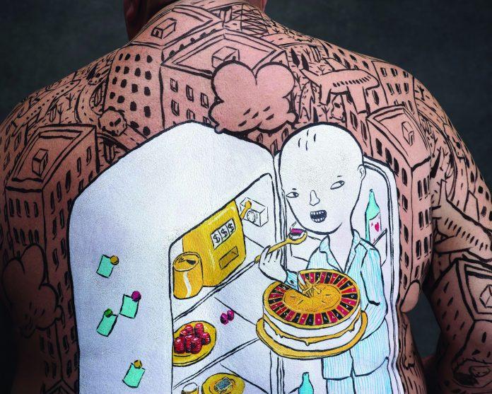 Beyond the Body: quando il corpo diventa una tela