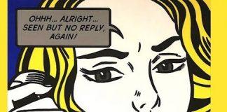 Rifare Lichtenstein come Lichtenstein: Francesca Borroni al Mondadori Store di Milano