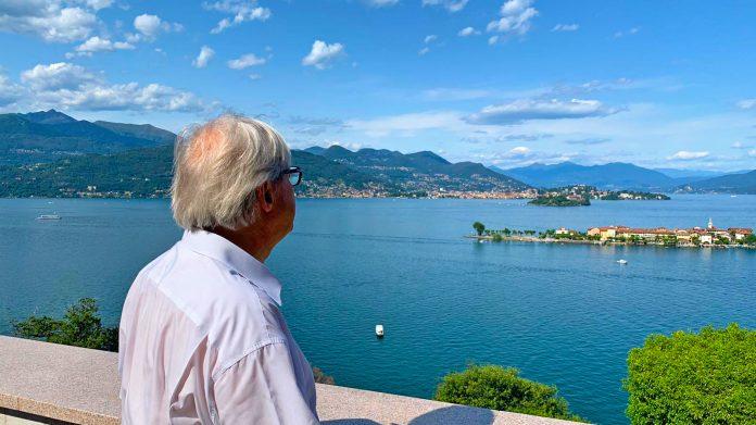 Vittorio Sgarbi, intervista sul Liberty italiano