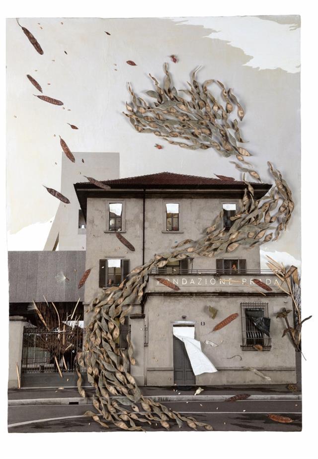 Evaristo Petrocchi espone la mostra
