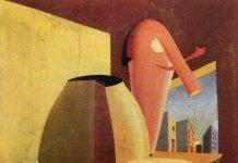 A Ravenna c'è l'Archivio e Collezione Ghigi-Pagnani, dove abbiamo anche trovato due dipinti del futurista Ivo Pannaggi.
