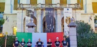 Oggi, nel centenario dell'impresa di Fiume abbiamo voluto dimostrare che ora come allora alcuni Italiani non si arrendono