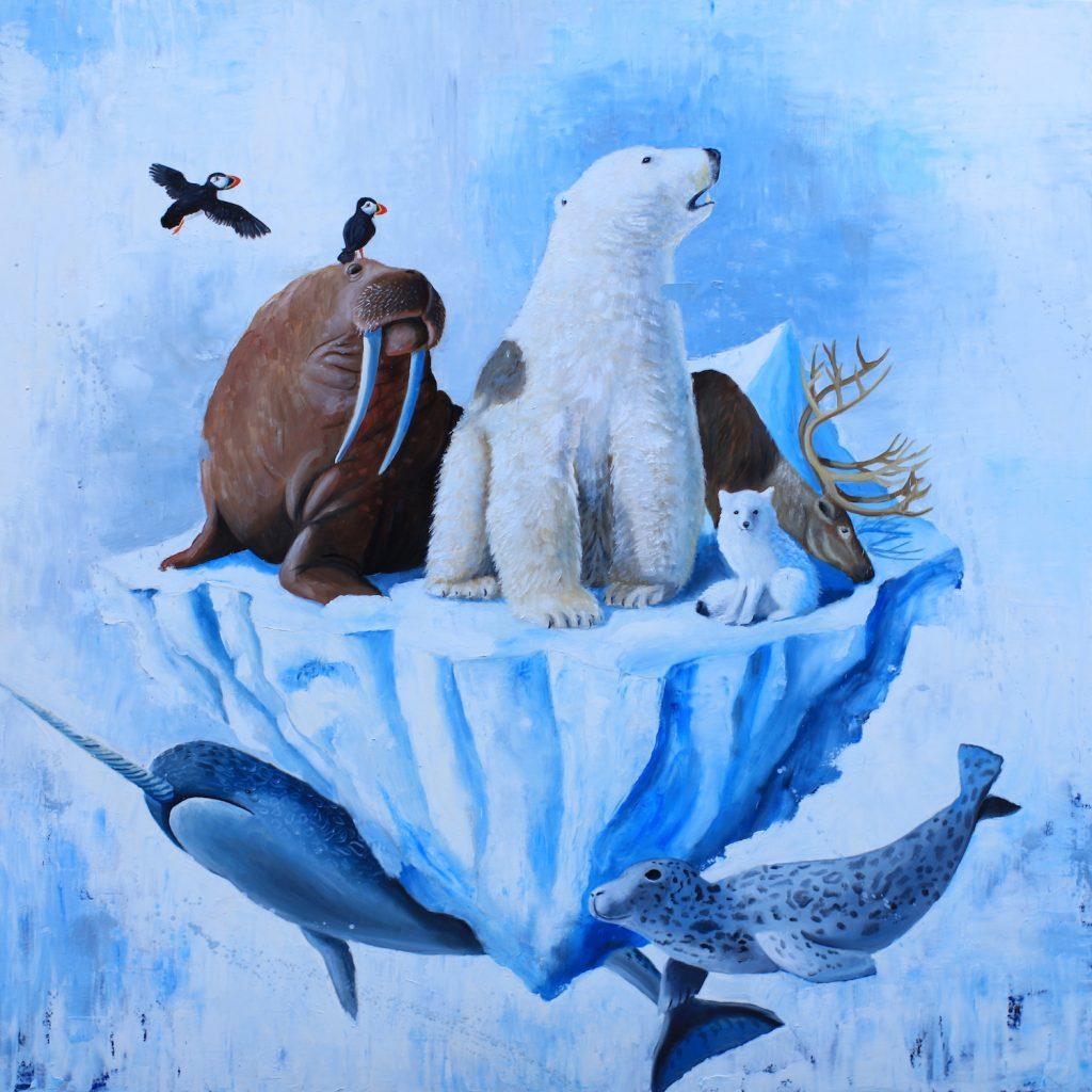 L'arte italiana giunge a Mosca. Stefano Gentile gioca con le forme della natura animale per lanciare un messaggio serissimo