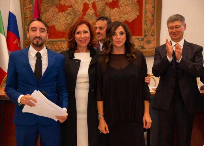 """La III edizione del """"Premio internazionale Pushkin"""" celebrata in Campidoglio"""
