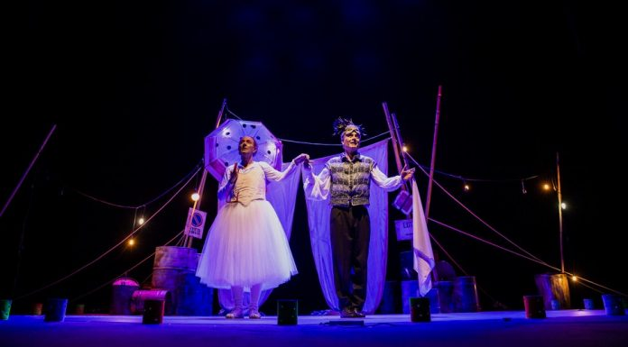 Romeo & Giulietta al Manzoni con Ale e Franz