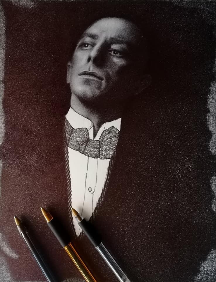 Il 19 febbraio   presso il T MUB - il primo Museo Temporaneo dedicato a Umberto Boccioni  Adele Ceraudo consegnerà ufficialmente il ritratto dell'artista futurista realizzato interamente a penna Bic.