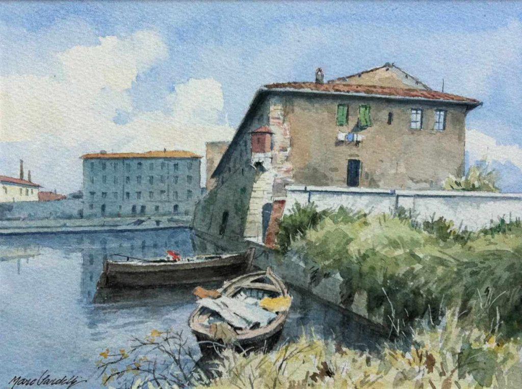 Bastione del Forte S. Pietro, Livorno, 2012